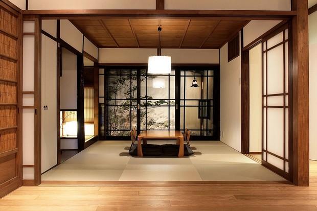 maison traditionnelle kyoto. Black Bedroom Furniture Sets. Home Design Ideas