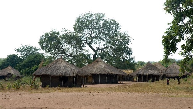 maison traditionnelle mozambique