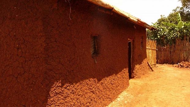 Les maisons traditionnelles rwandaises