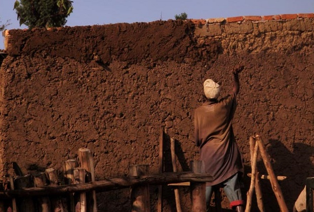 maison traditionnelle rwandaise