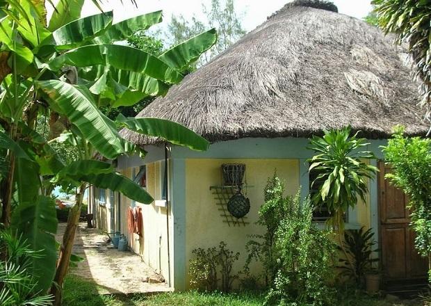 maison typique maurice