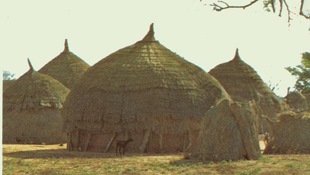 Les maisons du peuple Zarma