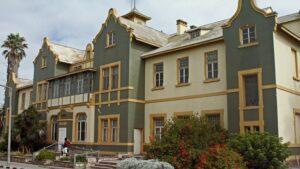 maisons coloniales Swakopmund