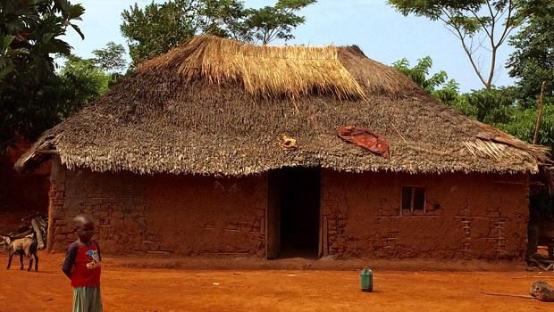 les maisons rurales en r publique d mocratique du congo. Black Bedroom Furniture Sets. Home Design Ideas