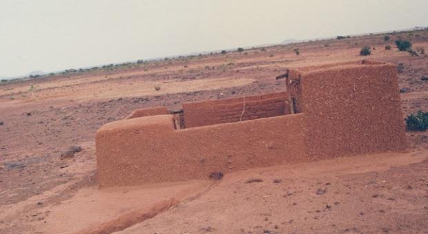 maisons traditionnelles nigeria
