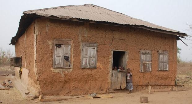 maison de boue nigeria