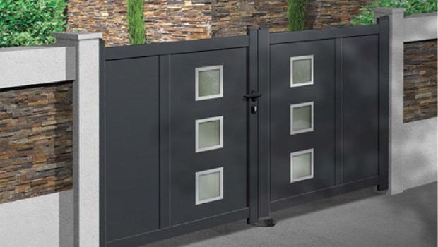 repeindre un portail en fer decoration chambre romantique avec chambre idee deco chambre adulte. Black Bedroom Furniture Sets. Home Design Ideas