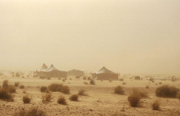 tentes nomades mauritanie