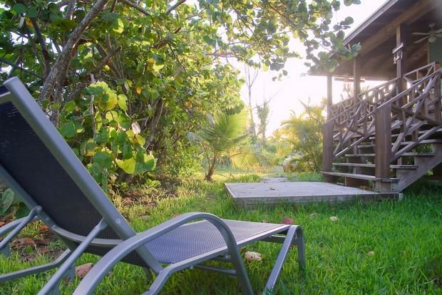 Maison tropicale à Nassau