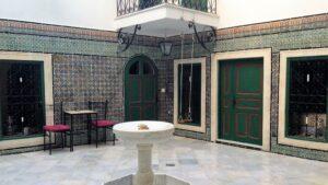 Maison typique medina Tunis