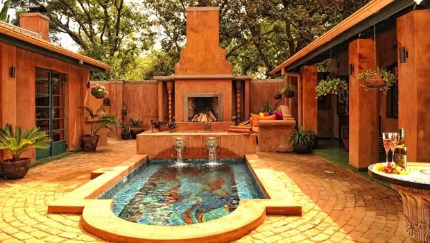 Une maison inspirée de l'art africain