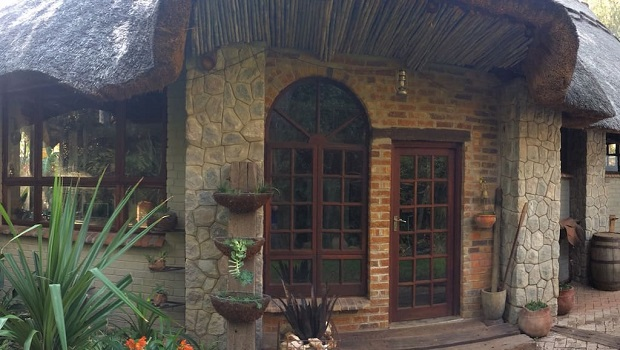 Superbe maison en pierre au Zimbabwe