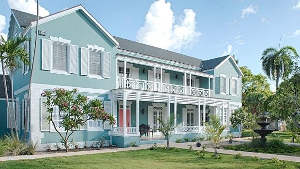 Ancienne demeure des Bahamas