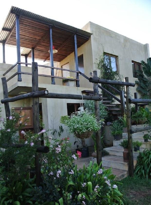 Belle maison de campagne au swaziland - Belle maison de campagne ...