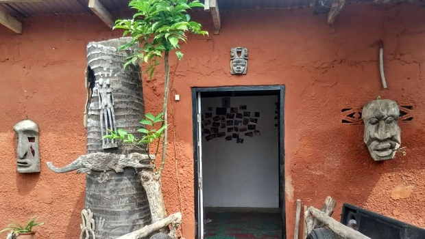 Maison / Case typique de Lomé