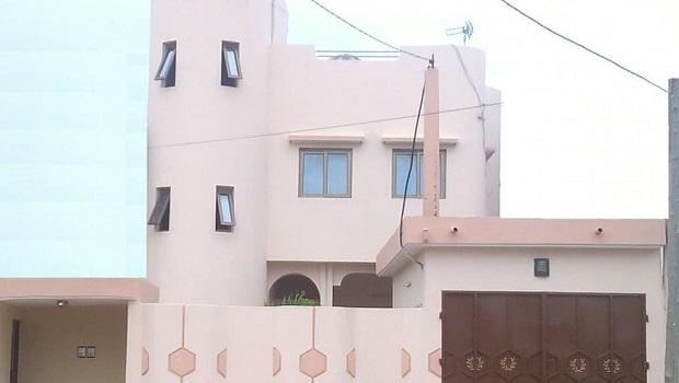 Grande maison de ville à Lomé