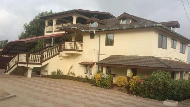 Grande maison moderne à Freetown