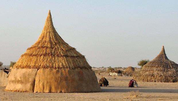 hutte chaume tchad