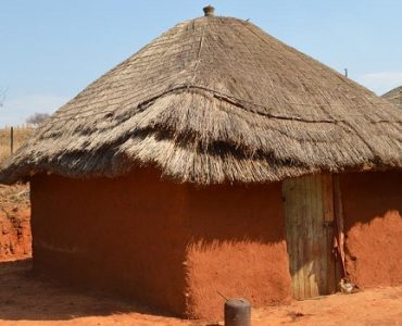 hutte de boue swaziland