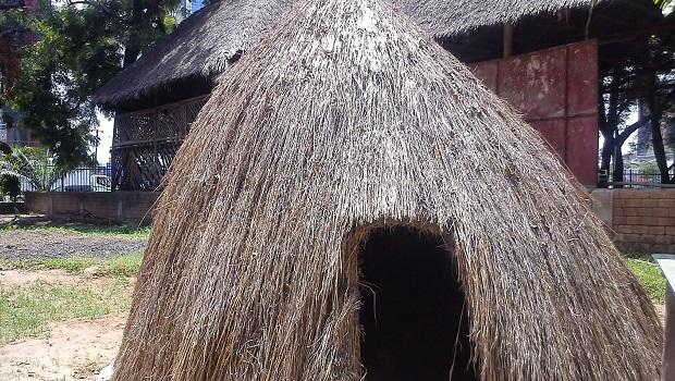 La hutte traditionnelle du peuple Fipa