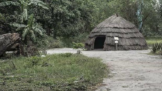 hutte peuple ha