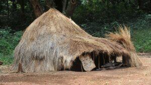 hutte peuple kachipo