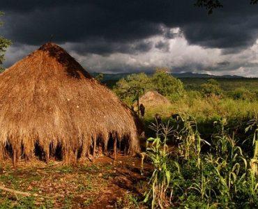 hutte du peuple surma