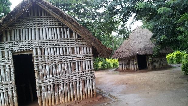 La hutte du peuple Nyakyusa