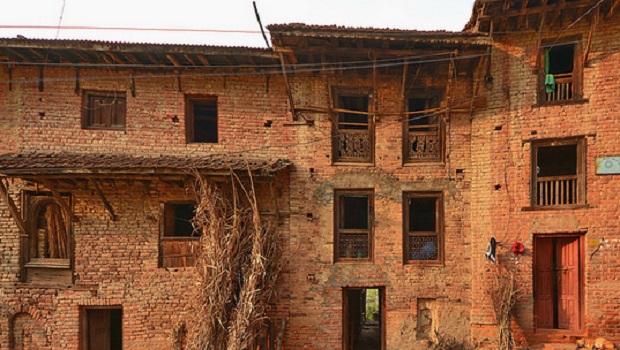 Khokana : village fantôme au Népal