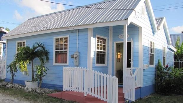 maison traditionnelle de la barbade