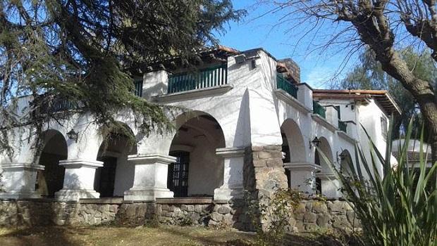 Les maisons coloniales en Argentine