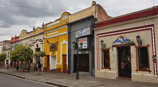 maisons coloniales argentine
