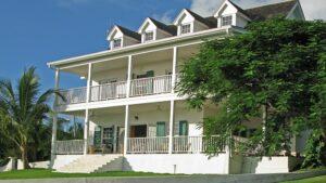 maison coloniale des bahamas