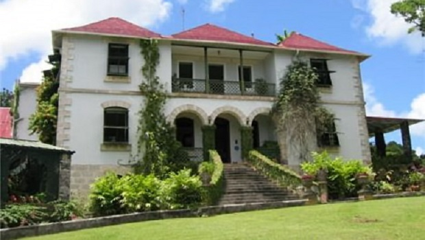 Les maisons coloniales de la Barbade