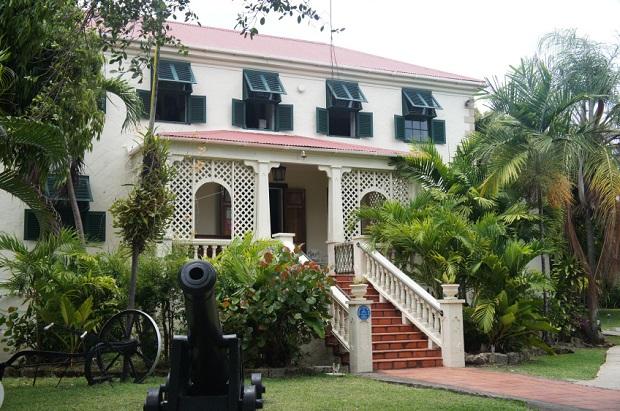 maison coloniale de la barbade