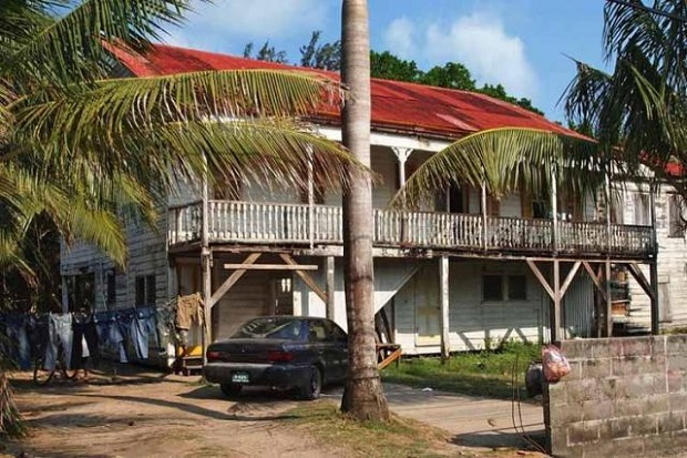 maison coloniale belize