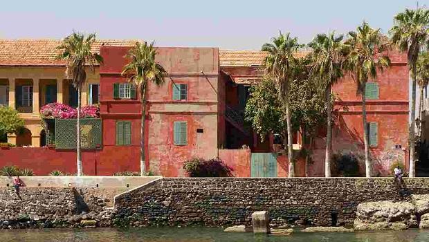 maison coloniale gorée