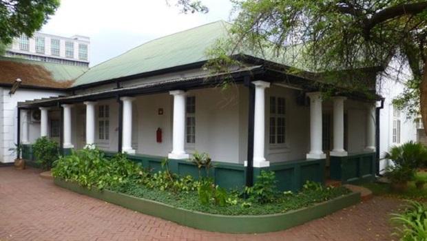 Les maisons coloniales du Zimbabwe