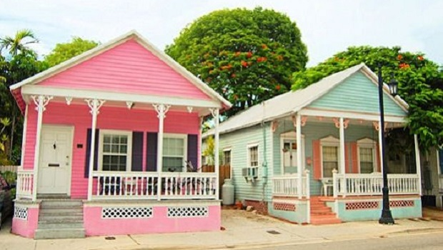 La maison Conch de Key West