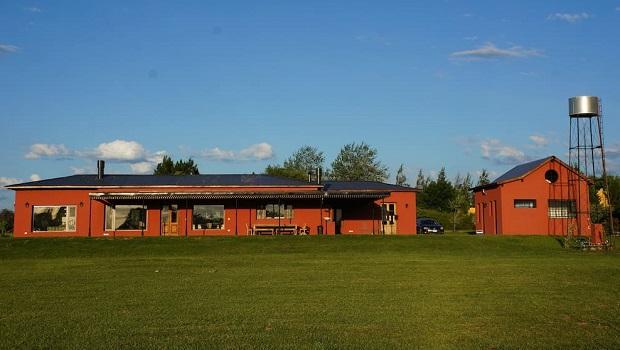 Belle maison de campagne en argentine for Belle maison de campagne