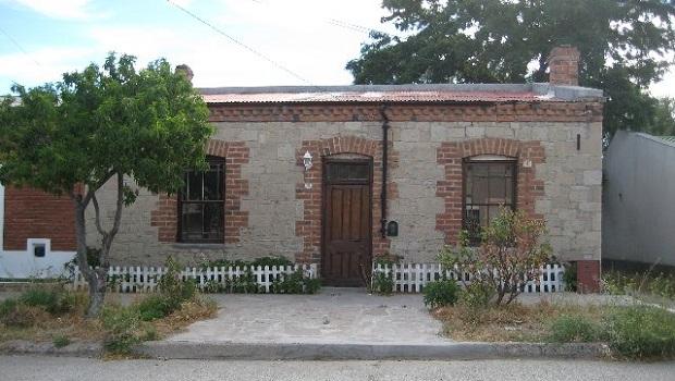 Les maisons galloises de Gaiman