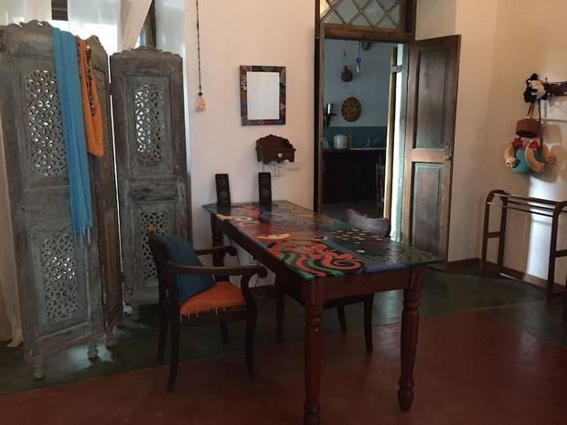 salle de bain indienne top art et decoration salle de bain salle de bain decoration indienne. Black Bedroom Furniture Sets. Home Design Ideas
