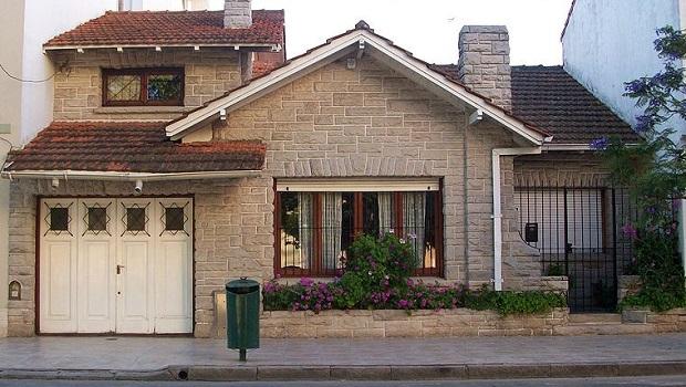 Les maisons de style «Mar del Plata»