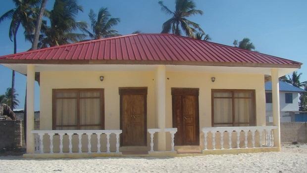 maison moderne nungwi