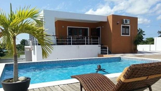 Maison moderne à Sao Tomé