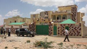 maison moderne somalie