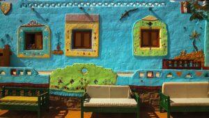 maison nubienne egypte