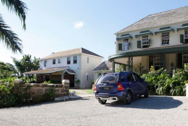 maison plantation barbade