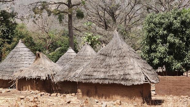 maisons rurales au sénégal