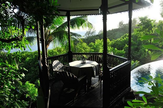 villa style colonial seychelles
